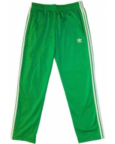 Zielone joggery Adidas
