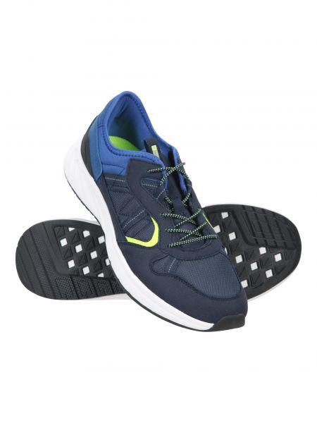 Buty do biegania - niebieskie Mountain Warehouse
