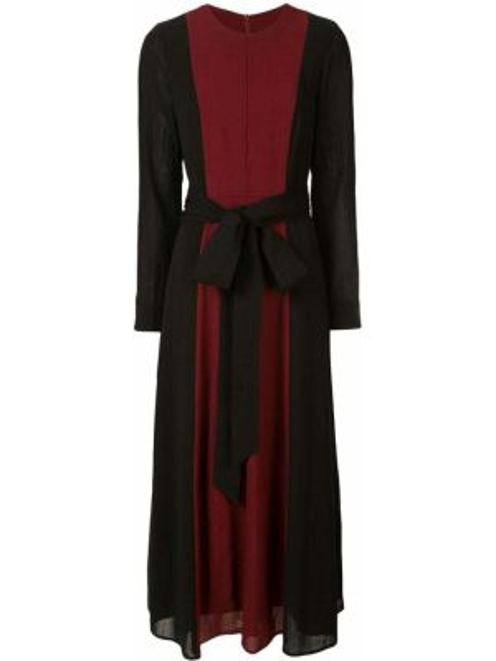 Платье с вырезом Cefinn
