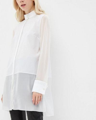 Белая туника туника-блуза Karl Lagerfeld