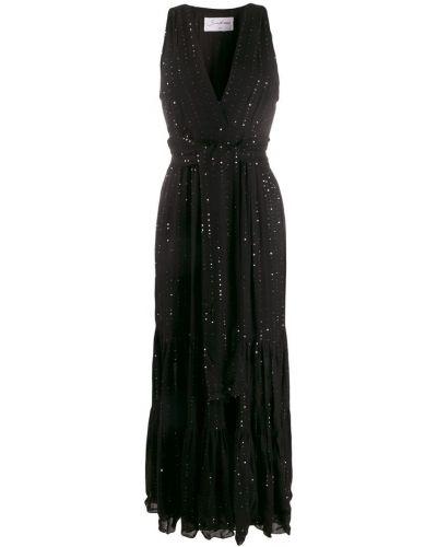 Платье макси платье-сарафан без рукавов Sundress