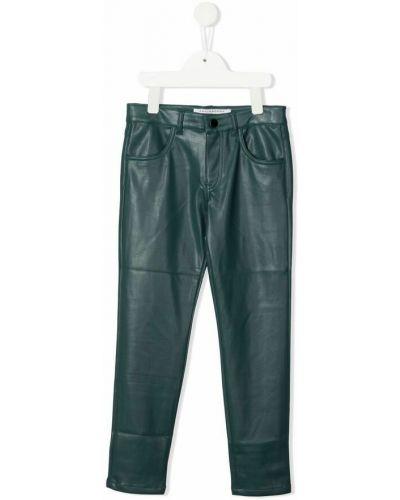 Zielone spodnie Philosophy Di Lorenzo Serafini