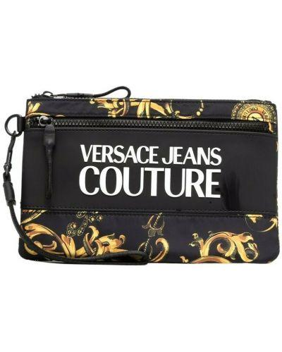 Kopertówka - czarna Versace Jeans Couture