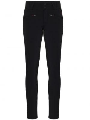 Зауженные брюки - черные Perfect Moment