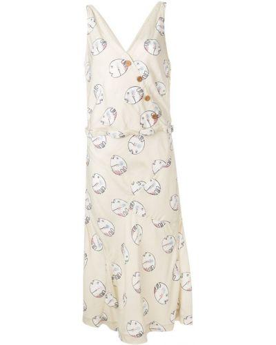 Асимметричное платье Visvim
