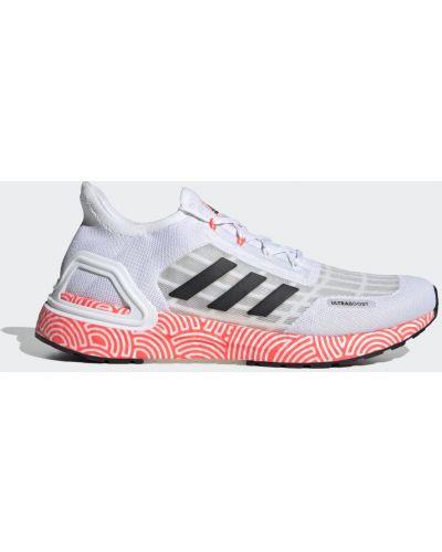 Черные кроссовки беговые для бега Adidas