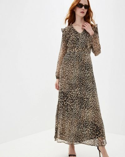 Платье осеннее прямое Vila