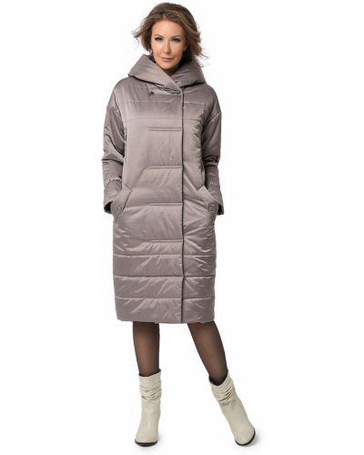 Модное длинное пальто с капюшоном на молнии Dizzyway