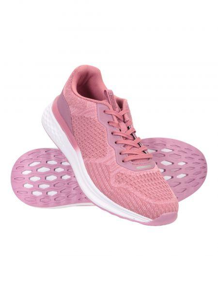 Buty sportowe z siateczką - różowe Mountain Warehouse
