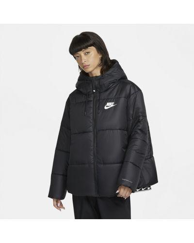 Флисовая куртка - черная Nike