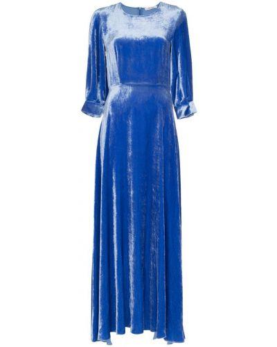 Платье макси на молнии Deitas