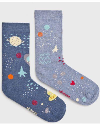 Синие носки Soxo