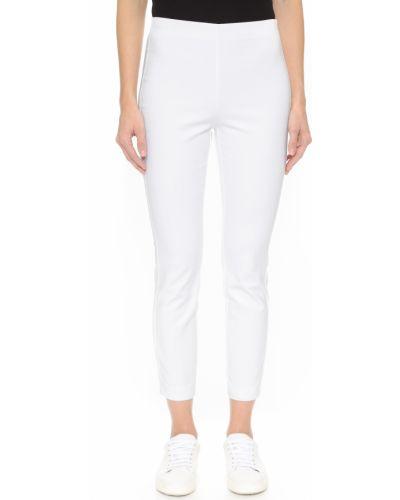 Spodnie bawełniane - białe Rag & Bone