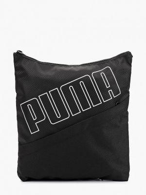 Сумка из полиэстера - черная Puma
