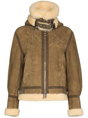 Кожаная куртка Chloé