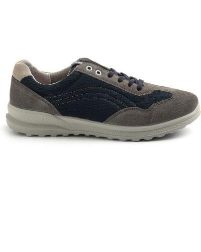 Szare sneakersy Grisport