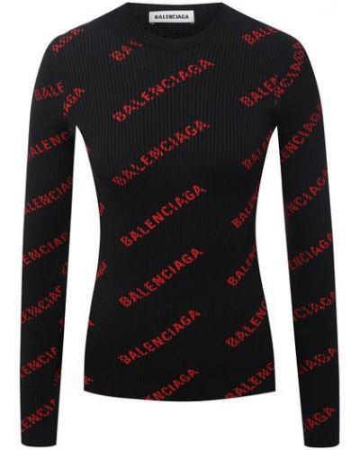 Трикотажный пуловер Balenciaga