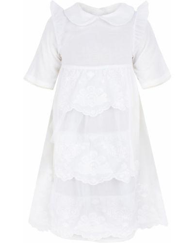 Рубашка белый набор зайка моя