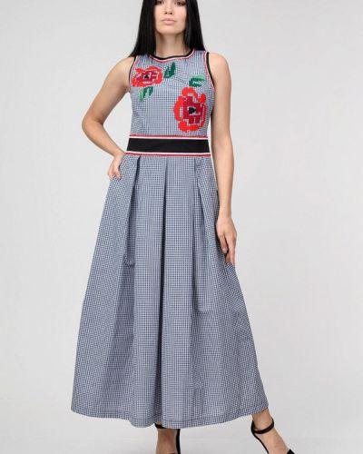 Платье прямое весеннее Raslov