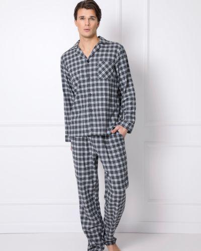Теплая пижама - серая Aruelle