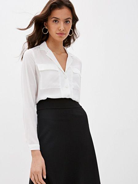Блузка с длинным рукавом белая весенний Ovs