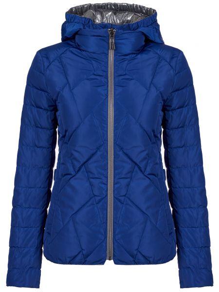Куртка двусторонняя - синяя Trussardi Jeans