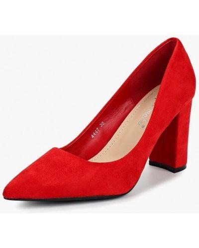 Туфли на каблуке осенние Super Mode