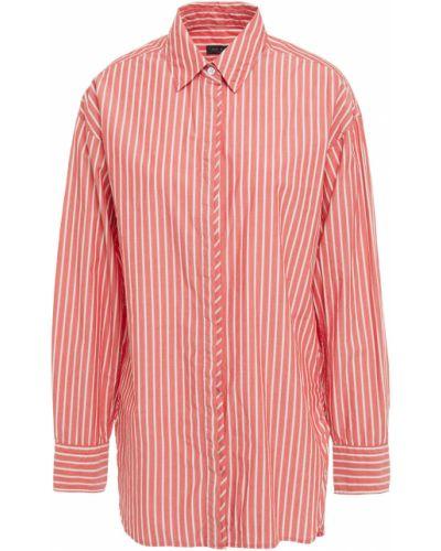 Koszula bawełniana w paski zapinane na guziki Rag & Bone