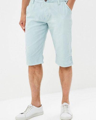 Голубые шорты Mezaguz