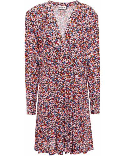 Платье мини - розовое Paul & Joe