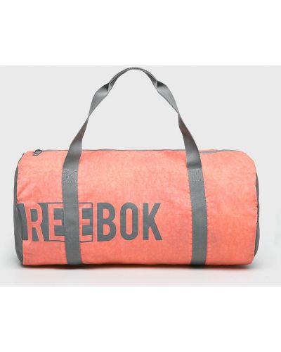 Спортивная сумка с ручками персиковый Reebok