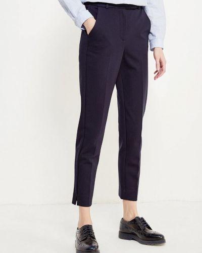 Классические брюки синие Marks & Spencer