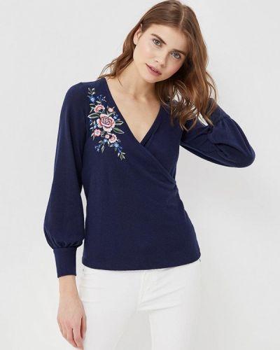 Синий пуловер Dorothy Perkins