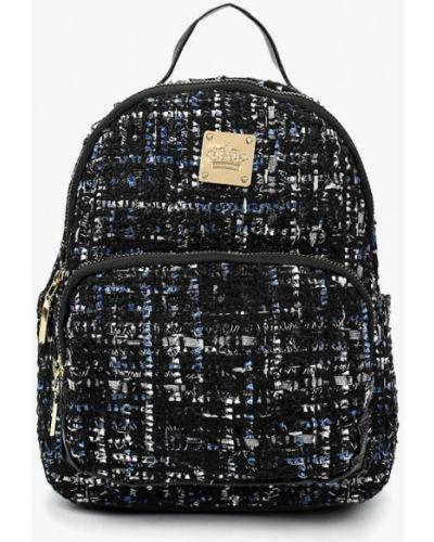Синий рюкзак текстильный Vitacci