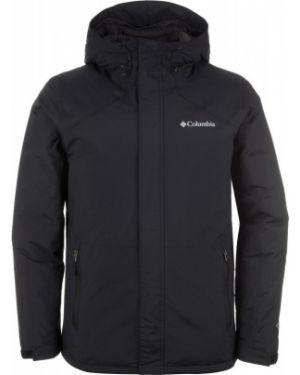 Утепленная куртка с капюшоном Columbia