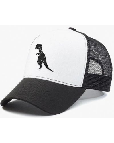 Черная бейсболка Headway