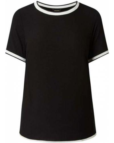 Bluzka z wiskozy - czarna More & More