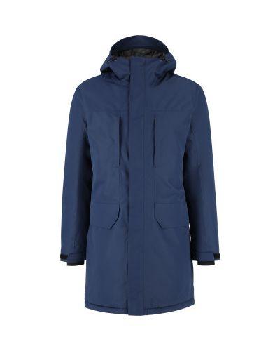 Синяя длинная куртка Icepeak