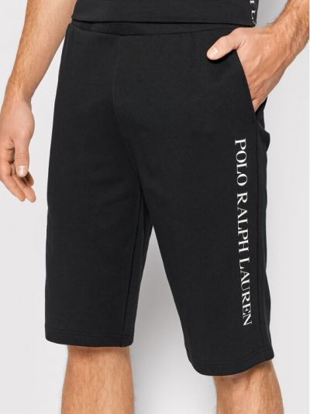 Spodenki sportowe - czarne Polo Ralph Lauren