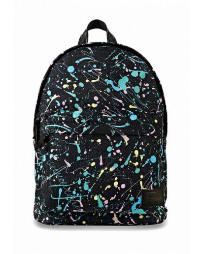 Черный рюкзак спортивный Fusion