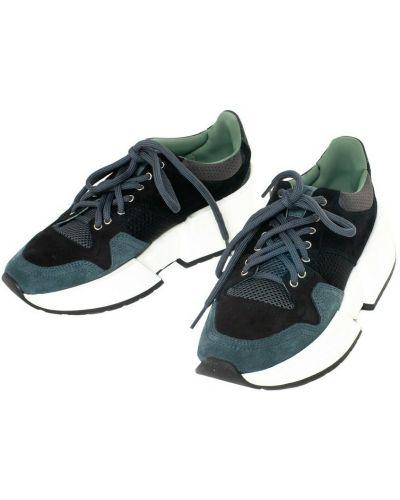 Czarne sneakersy Mm6 Maison Margiela