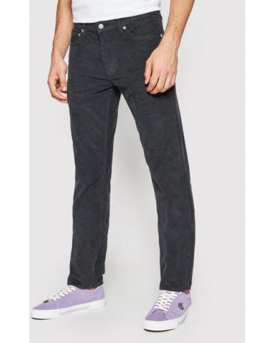 Szare spodnie materiałowe Levi's
