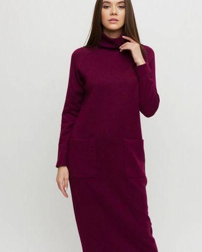 Прямое красное платье Cardo