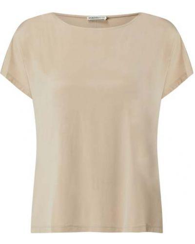 Beżowa bluzka Drykorn