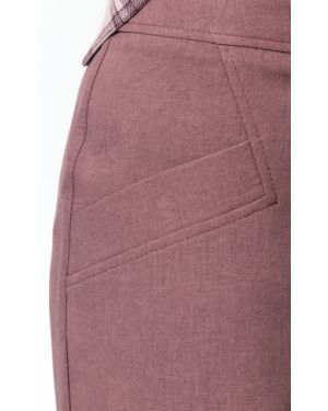 Юбка миди с карманами Modellos