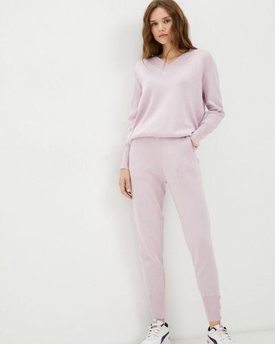 Розовый зимний костюм Softy