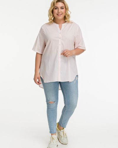 Блузка в полоску Modalime