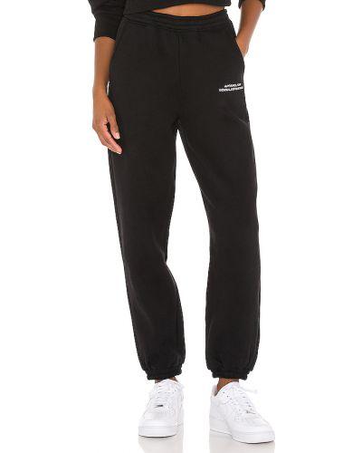 Bawełna bawełna spodnie na gumce z haftem na gumce Atoir