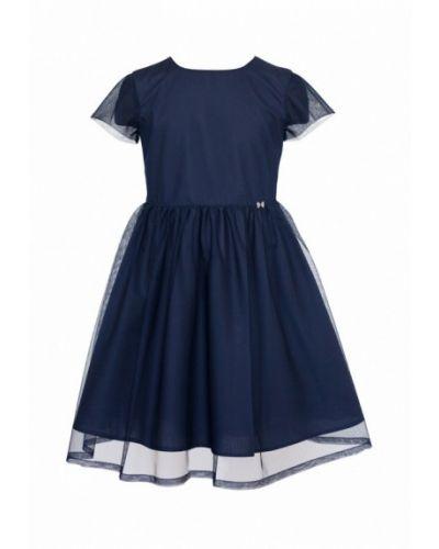 Платье польское синий Sly