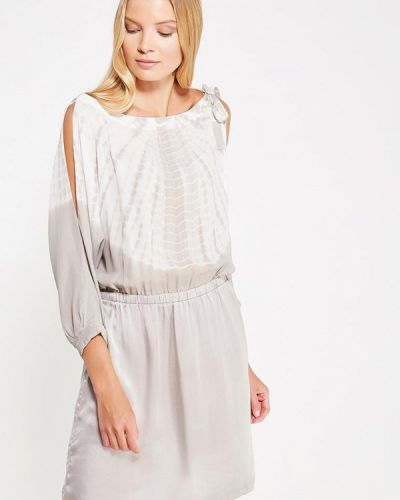 Платье - бежевое Sack's